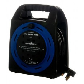 Powermaster 20 meter Cable Reel Electrical Accessories